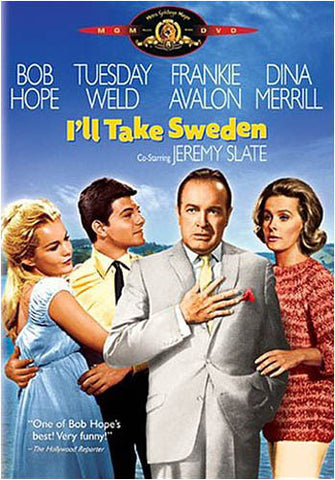 I'll Take Sweden DVD Movie