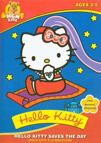 Hello Kitty - Hello Kitty Saves the Day (MGM) (Bilingual) DVD Movie