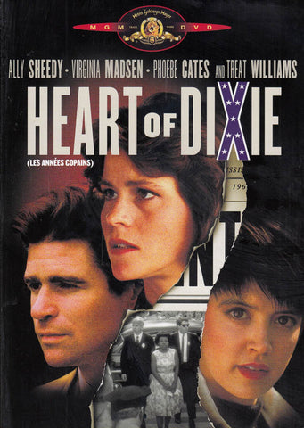 Heart Of Dixie (MGM) (Bilingue) DVD Film