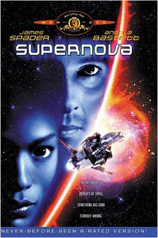 Film DVD Supernova (James Spader)