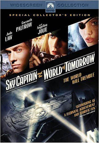 Sky Captain and the World of Tomorrow - (Widescreen Special Collector's Edition) DVD Movie