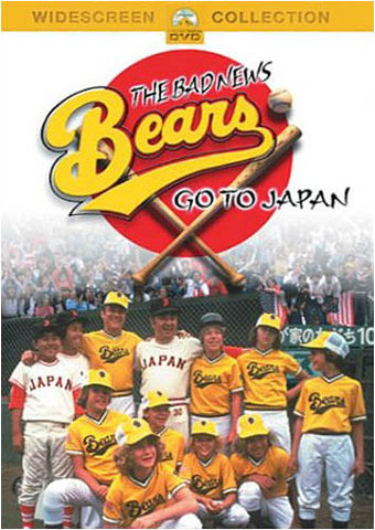 The Bad News Bears Go To Japan - Widescreen Collection DVD Movie