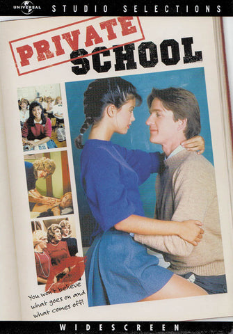 Private School DVD Movie