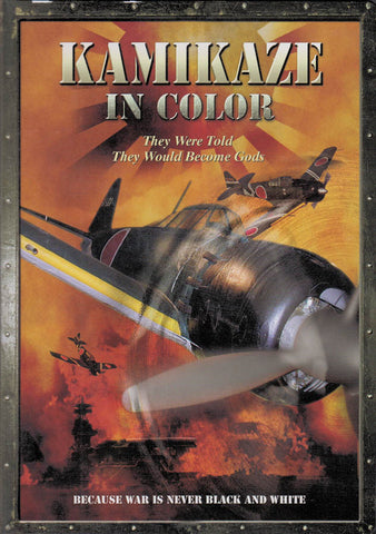 Kamikaze en couleur DVD Movie
