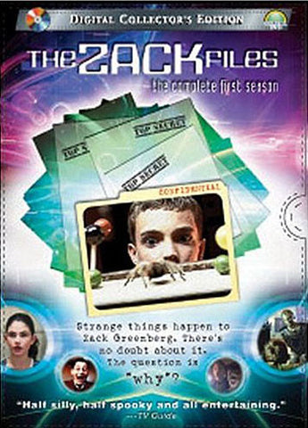 The Zack Files - Season 1 (Boxset) DVD Movie