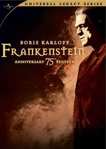 Frankenstein (75th Anniversary Edition) (Universal Legacy Series) (Boxset) DVD Movie