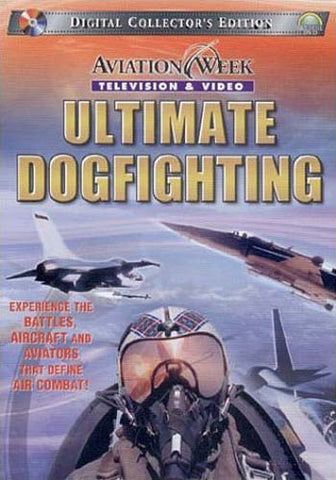 Ultimate Dogfighting (Aviation Week) DVD Film