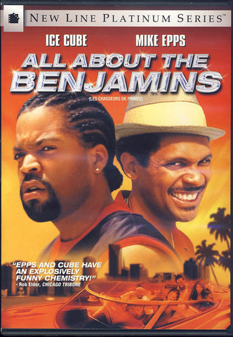 All About the Benjamins (New Line Platinum Series) DVD Movie