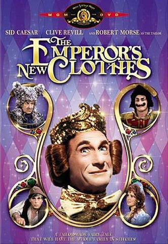 The Emperor's New Clothes (Sid Caesar) DVD Movie