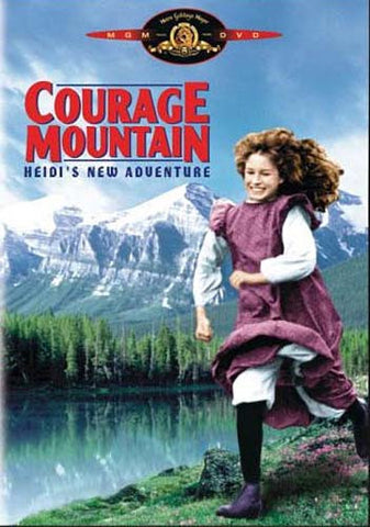 Courage Mountain - Le nouveau film d'aventure de Heidi en DVD