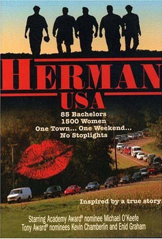 Herman USA DVD Film