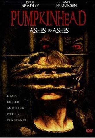 Pumpkinhead: Ashes to Ashes DVD Movie