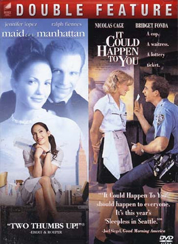 Maid in Manhattan / It Could Happen To You (Double Feature) DVD Movie