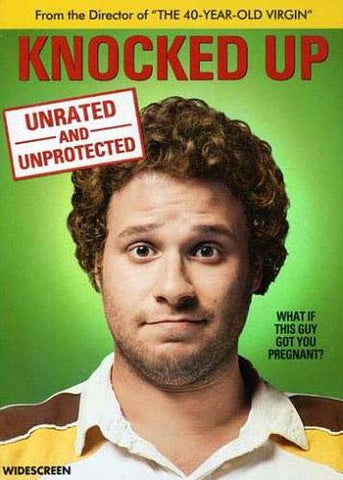 Knocked Up (Unrated Widescreen Edition) DVD Movie