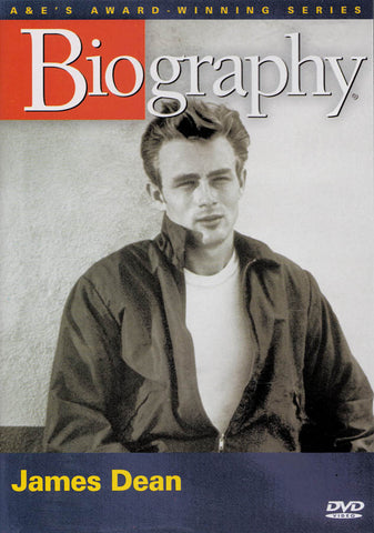 James Dean - Biography DVD Movie
