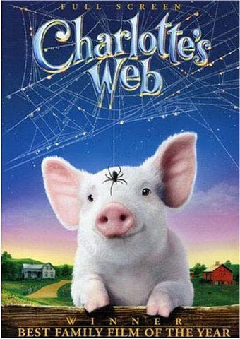 Charlotte's Web (Full Screen Edition) DVD Movie