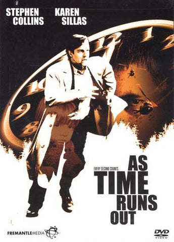 As Time Runs Out DVD Movie