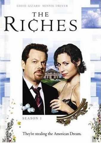 The Riches - Season 1 (Boxset) DVD Movie