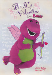 Barney - Be My Valentine, Love Barney