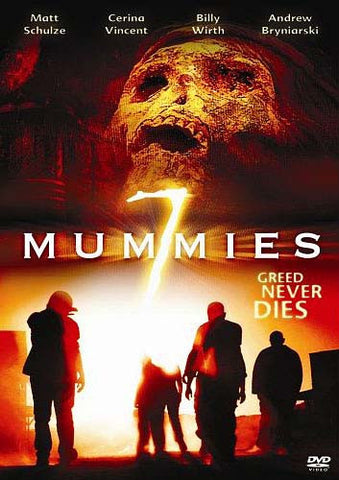 7 Mummies DVD Movie
