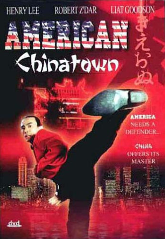 American Chinatown DVD Movie