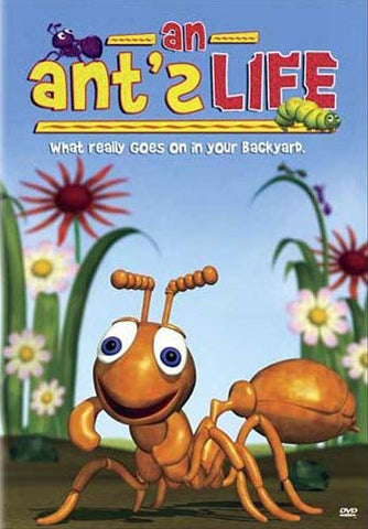 An Ant's Life DVD Movie
