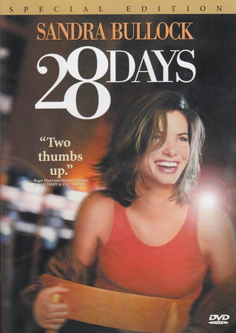 28 Days (Special Edition) DVD Movie