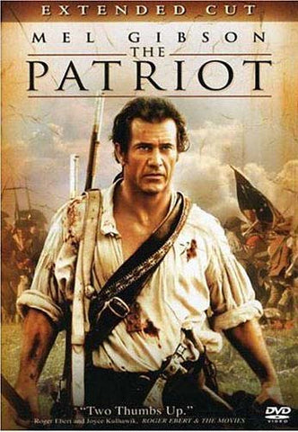 The Patriot (Extended Cut) DVD Movie