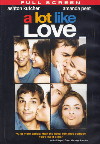 A Lot Like Love (Full Screen Edition) DVD Movie