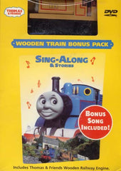 Thomas and Friends - Sing-Along and Stories (With Wooden Train toy) (Boxset)