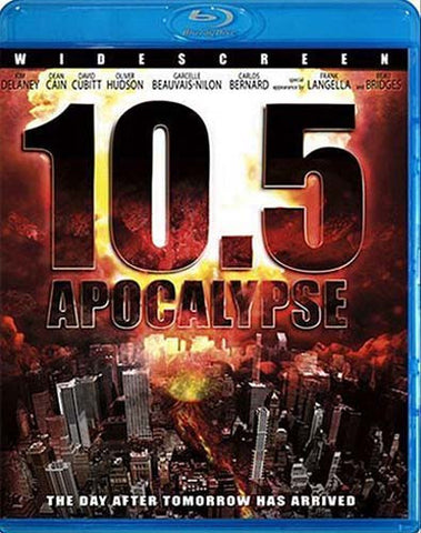 10.5 Apocalypse (Blu-ray) BLU-RAY Movie