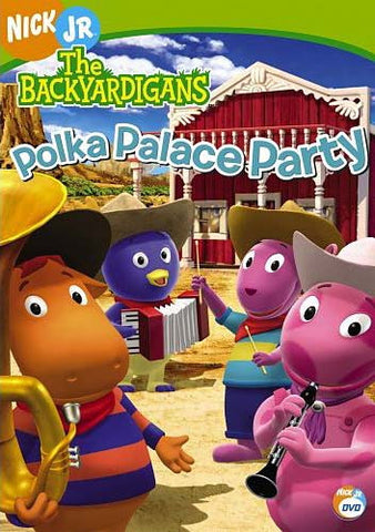 Backyardigans - Polka Palace Party DVD Movie