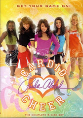 Cardio Cheer (Paula Abdul ) - The Complete 5 Disc Set (Boxset)