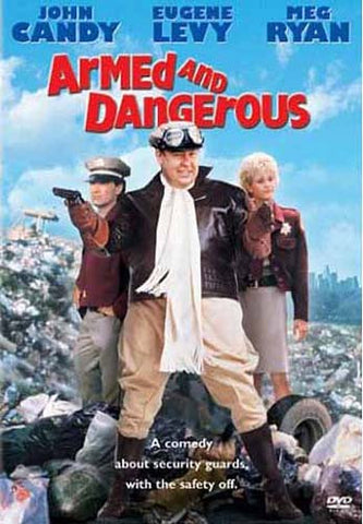 Armed and Dangerous DVD Movie