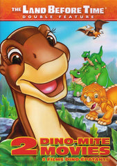 The Land Before Time - 2 Dino Movies (Double Feature) (Bilingual)