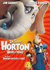 Dr. Seuss- Horton Hears a Who! (Widescreen and Full-Screen Edition) (Bilingual)