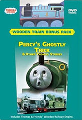 Thomas And Friends - Percy's Ghostly Trick (With Toy) (Boxset)