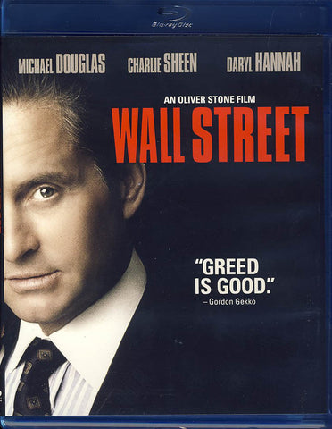 Wall Street (Blu-ray) BLU-RAY Movie