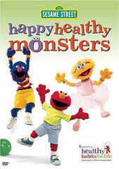 Happy Healthy Monsters - (Sesame Street)