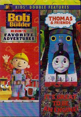 Bob's Favorite Adventures/Thomas And Friends - It's Great To Be An Engine