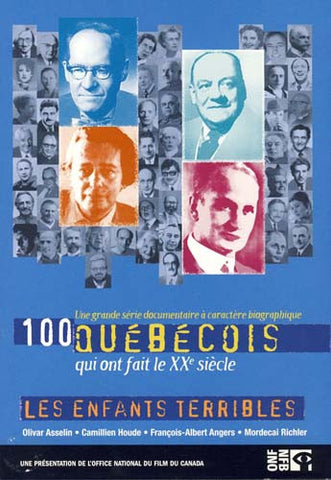 100 Quebecois - Les Enfants Terribles DVD Movie