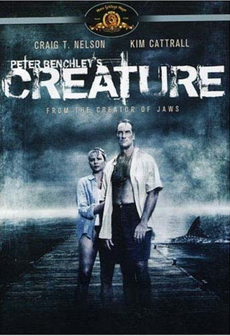 Creature - Peter Benchley DVD Movie