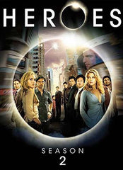 Heroes - Season 2 (Two) (Boxset)
