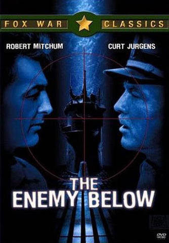 The Enemy Below DVD Movie