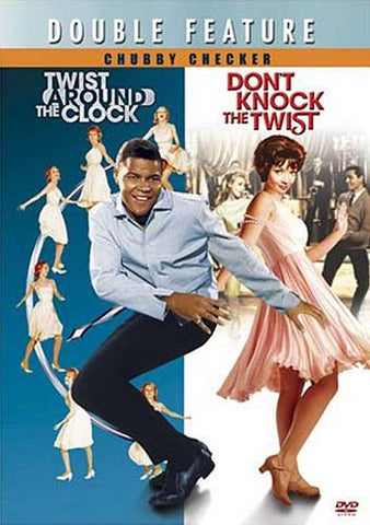 Twist Around The Clock/Don't Knock The Twist (Double Feature) DVD Movie