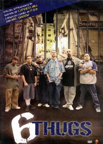 6 Thugs DVD Movie