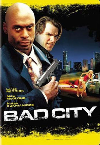 Bad City DVD Movie