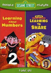 Learning About Numbers / Learning to Share - (Sesame Street)