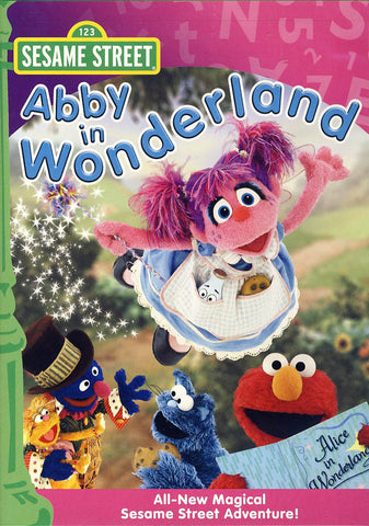 Abby In Wonderland - (Sesame Street) DVD Movie