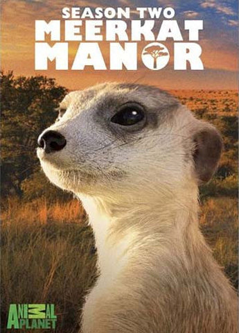 Meerkat Manor - Saison 2 DVD Film